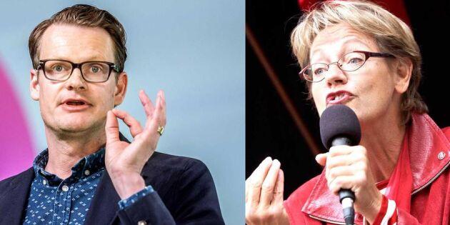 Schlingmann vs. Schyman: Jättestäder eller ny grön våg?