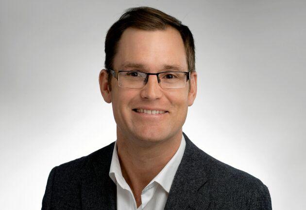 Doug McNicholl, chef för MLA:s avdelning för hållbarhet och innovation.