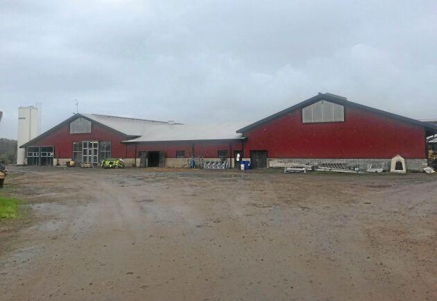 Mjölkgården i Halland köptes av Göteborgs stift, medan driften togs över av en lantbrukarfamilj.