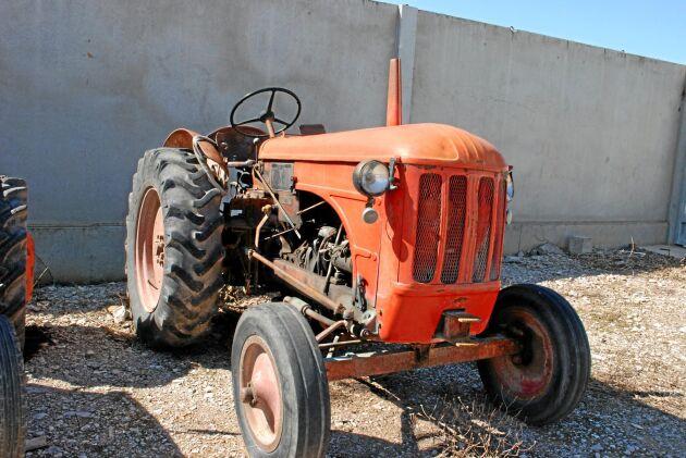 Barreiros var ett annat spanskt traktormärke som i sin tur samarbetade med tyska Hanomag.