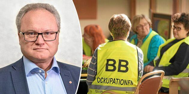 Regionen öppnar för dialog – men inga planer på att öppna Sollefteå BB