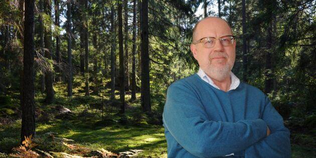 """""""Skogen är landsbygdens viktigaste resurs"""""""