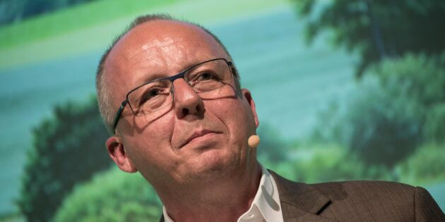 JUST NU: Anders Källström slutar