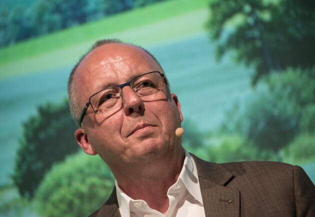 Efter tio år slutar Anders Källström i maj nästa år som VD och koncernchef på LRF.