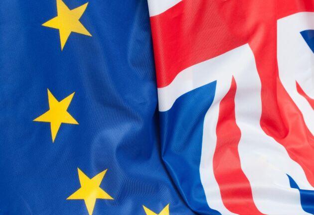 Oron är stor inom brittisk byggindustri inför det stundande utträdet ur EU.