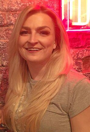 Melanie Jenkins, lantbruksjournalist, Storbritannien.