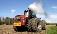 Mer diesel och heavy metal utan RoundUp