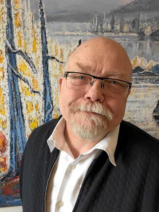 Mejeristen Tor Norrmann ingår i Eldrimners styrgrupp.