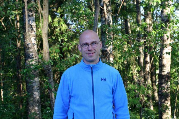 Jörgen Rudolphi har fått pengar för att studera självsådda contortaplantor i mellersta och norra Sverige.