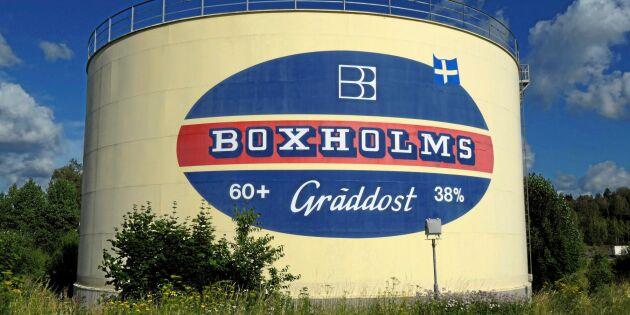 Arla hyvlar på flera ställen i Sverige
