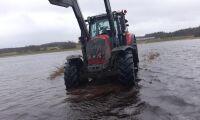 SMHI varnar för extrema vattenflöden