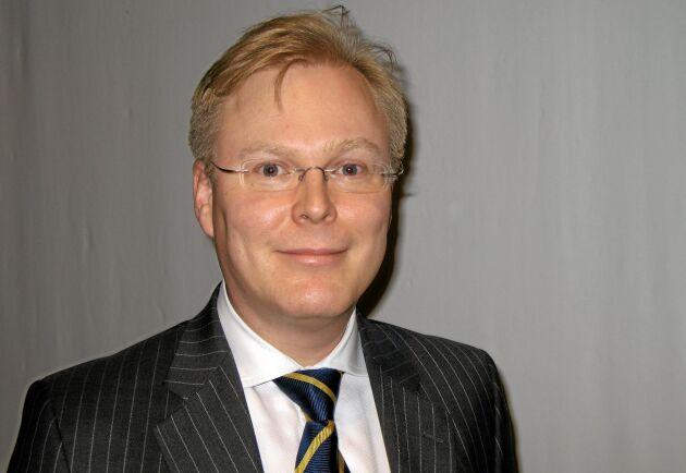 Torbjörn Iwarsson, råvaruanalytiker Svenska Commodities AB.
