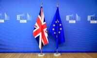 EU förbereder för Brexitkrasch
