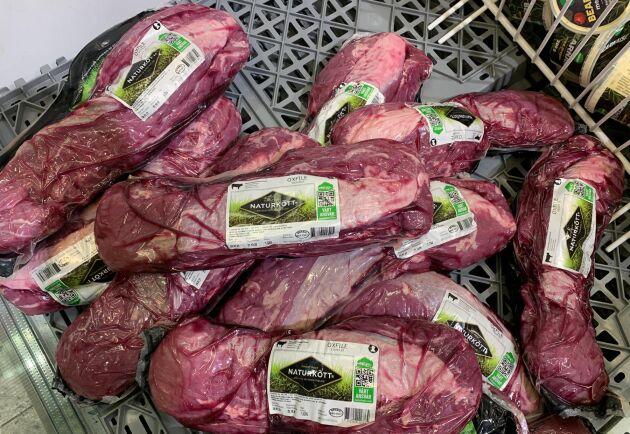 Den brasilianska oxfilén marknadsförs under parollen naturkött, och ska därmed vara noga utvalt. Djuren har fått låg antibiotikamedicinering och har fått gå ute stora delar av året. En beskrivning som också stämmer väl in på svensk produktion.