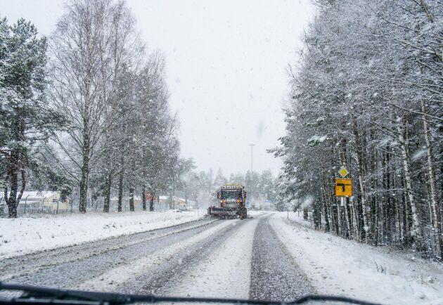Trafikverket tror tyvärr inte att man ska komma fram till en lösning under tisdagens möte i Västerbotten. Arkivbild