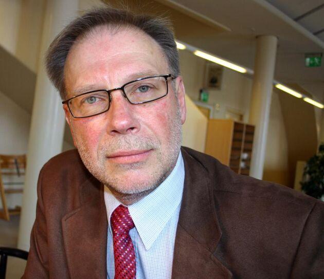 Bengt-Anders Johansson (m). Foto: Klas Sjöland