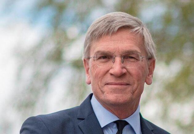 Peter Eklund slutar som VD på Bergkvist-Insjön.