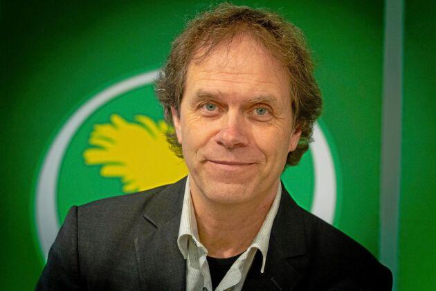 Pär Holmgren.