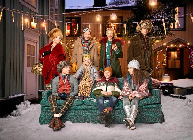 SVT:s julkalender 2018 heter Storm på lugna gatan och börjar visas den 1 december.