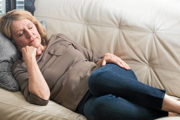 """Alzheimers påverkar vårt """"vakencentra"""", enligt forskningen."""