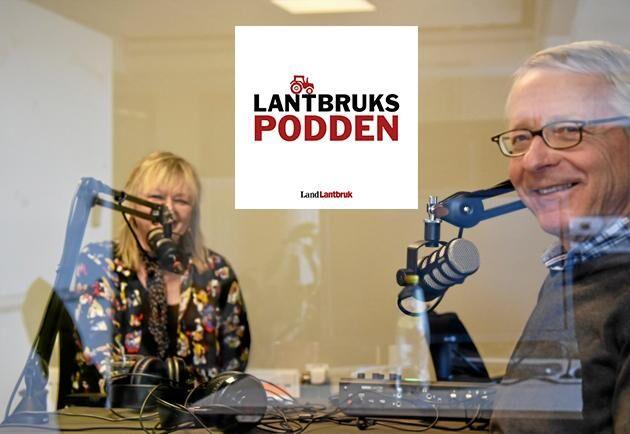 I det nya avsnittet av Lantbrukspodden intervjuas LRFs näringslivspolitiske expert Lars-Erik Lundkvist av Gunilla Ander, politikreporter på Land Lantbruk.
