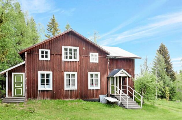 Mycket hus för pengarna - Lindsjöns frikyrkokapell på 159 kvadrat.