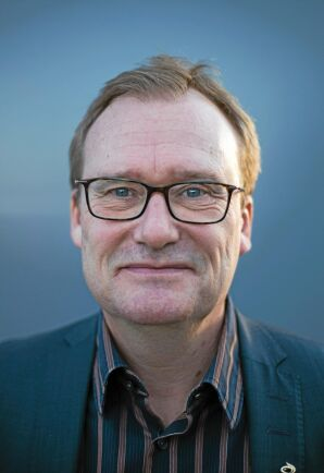 Jonas Arvidsson, vd på Lantmännen Maskin.