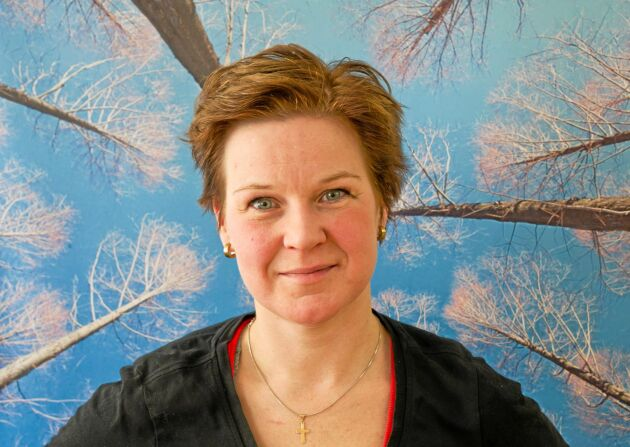 Ida Oderstål skriver krönikor i Land Skogsbruk.