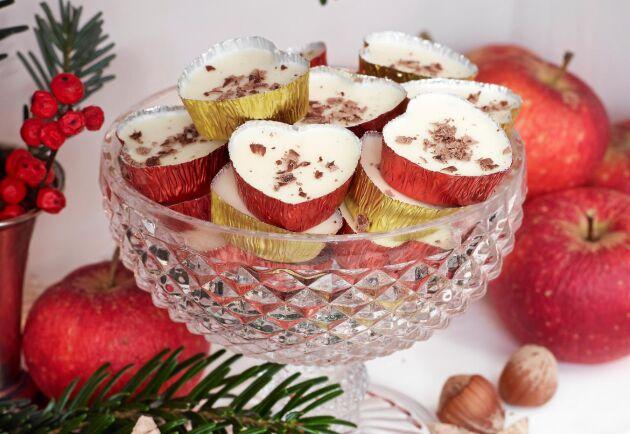 Ischoklad hör julen till. Baka gärna med saffran för en extra twist.