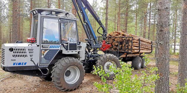 Vimek får ny stororder av Vitryssland