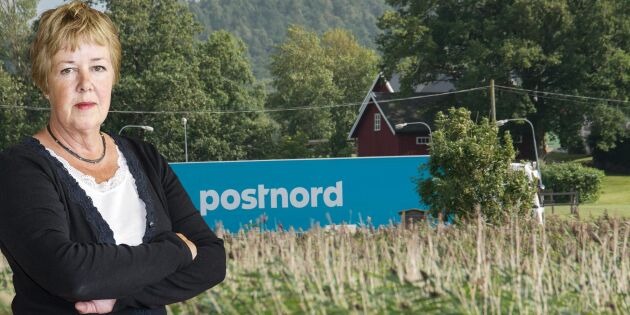 """""""Postreformen drabbar företag på landsbygden"""""""