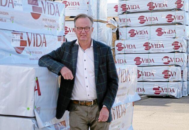 Santhe Dahl, koncernchef för Vida.