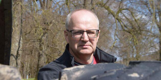 LRF:s ordförande polisanmäld för döda kalvar