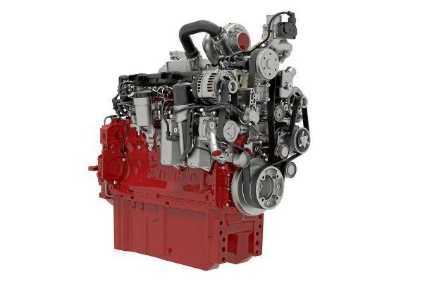 TTCD 6.1 är en 6-cylindrig motor avsedd för lantbrukssektorn.