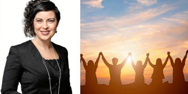 "Terese Bengard: ""Tack alla landsbygdens kvinnor!"""