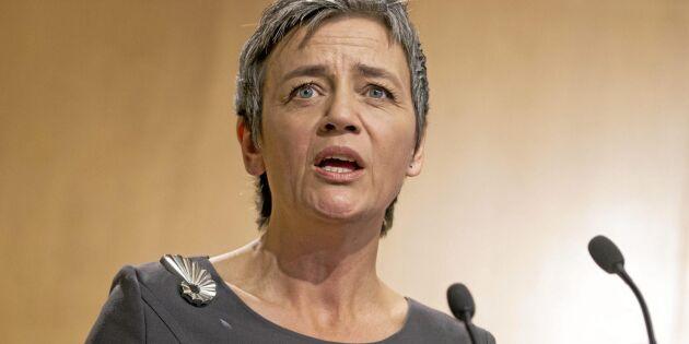 Stridbar danska kan få EU:s toppjobb