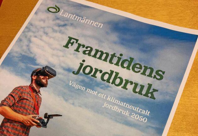 Svenskt jordbruk kan öka skördarna till 2050 och samtidigt nå klimatmålen, konstaterar Lantmännen i den nya rapporten.