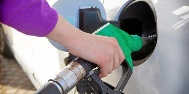 Ännu dyrare bensin och diesel att vänta