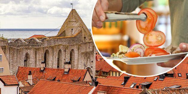 Gotland ställer till med bondefest