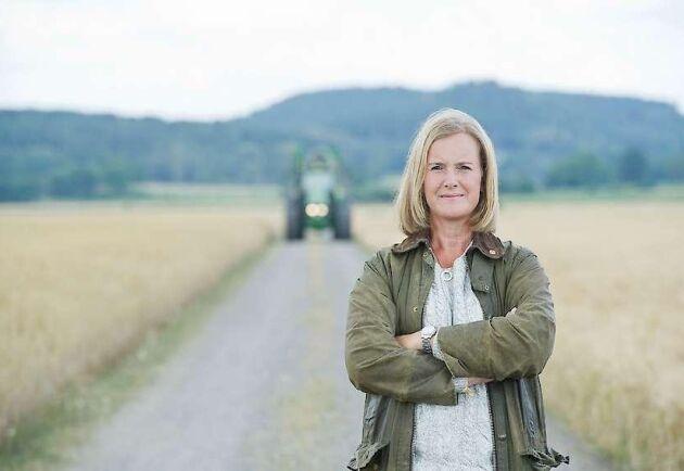 Annika Bergman är en av initiativtagarna till #metoo-uppropet för den gröna sektorn.