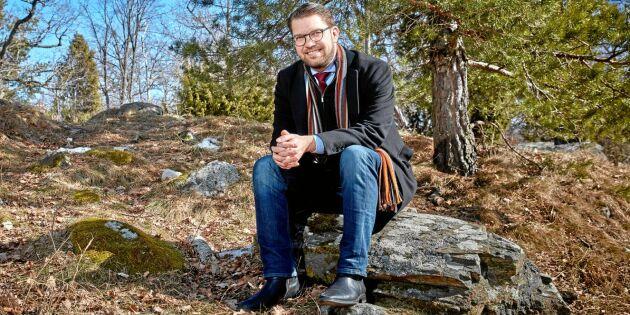 Jimmie Åkesson: Så vill vi göra vården mer jämlik i landet