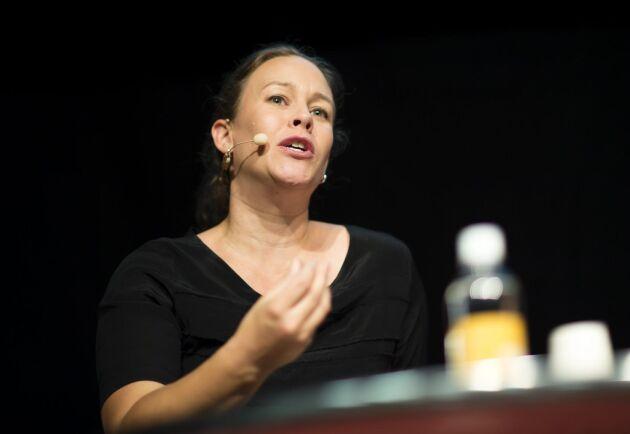 Maria Wetterstrand, före detta språkrör hos Miljöpartiet, satt som ordförande i ett företag som utvecklar biobränsle samtidigt som hon utredde biobränslens nytta i flygbränsle.