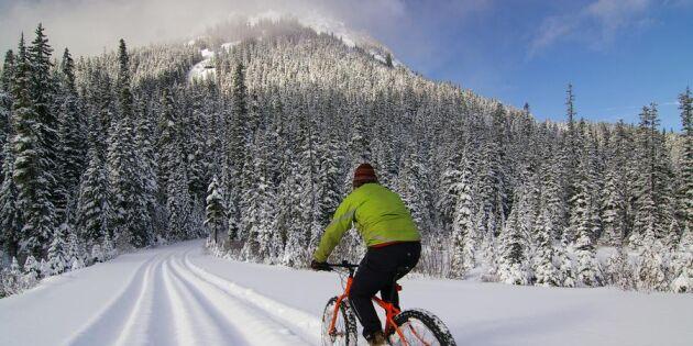 Få mer energi – 5 tips på roliga vinteräventyr