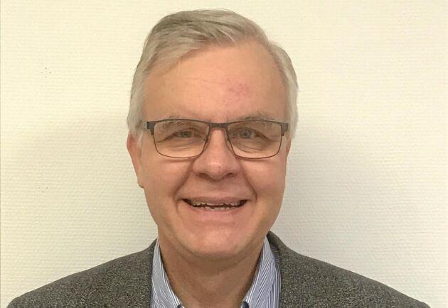 Håkan Johansson, ansvarig för omsorgsgrupperna på LRF.