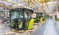 Ny produktionslina ger Claas ökad flexibilitet