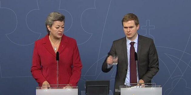Regeringen: Norrbotten ska ta större ansvar för flyktingar