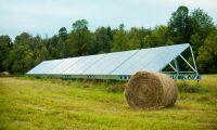 Regeringens solcellspengar är slut