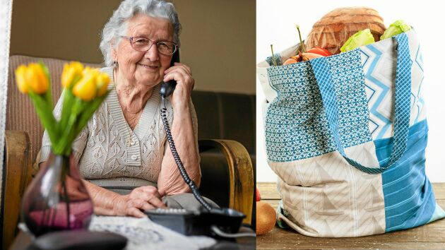 Det finns mycket du kan göra för att hjälpa äldre som inte ska gå utanför hemmet i coronatider.