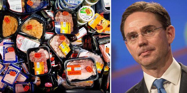 Ny metod ska halvera EUs matsvinn