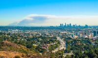 Nödläge efter skogsbränder i Kalifornien